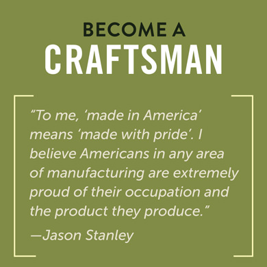 Become a Craftsman